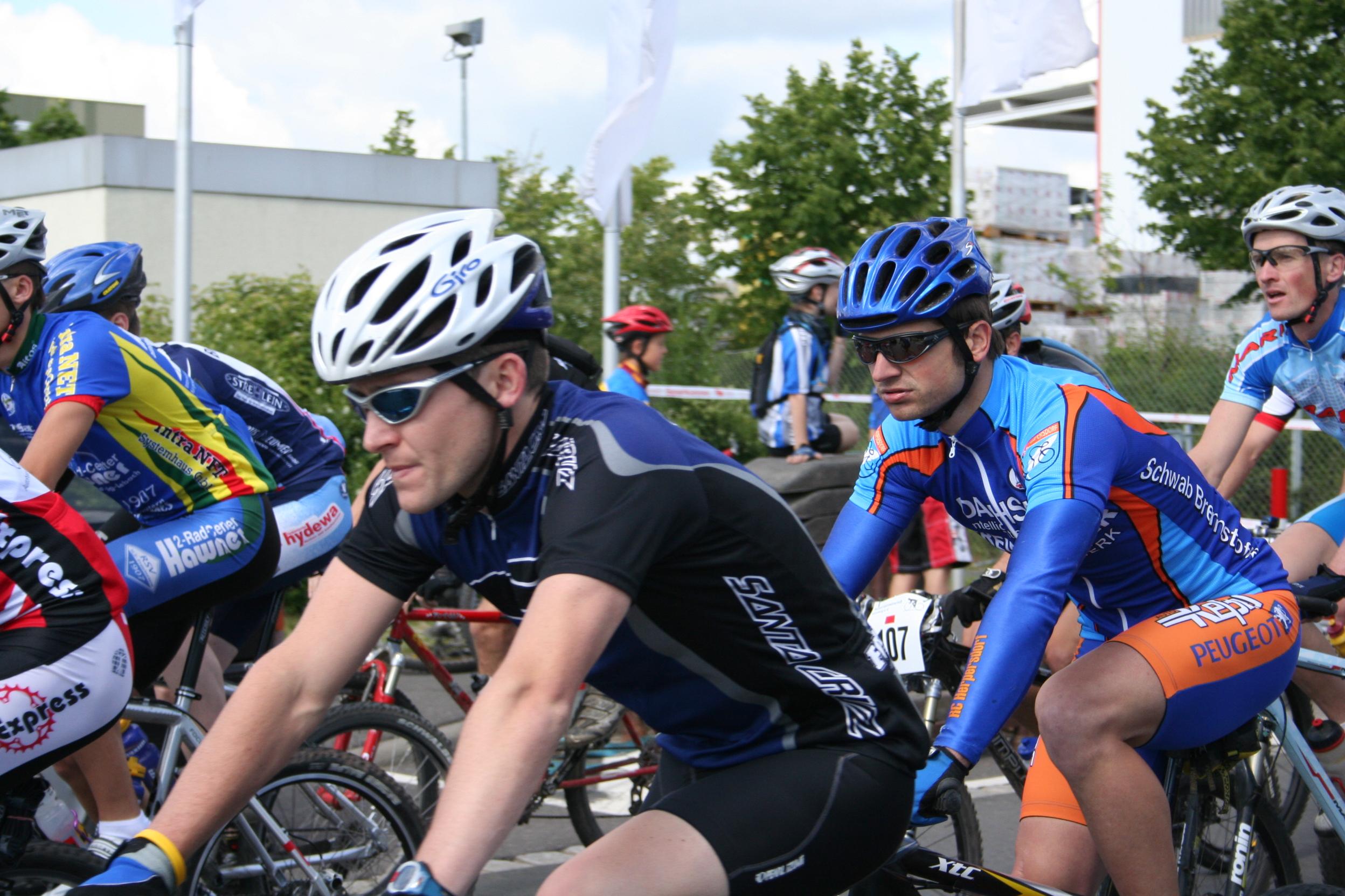 German XC Race 2005